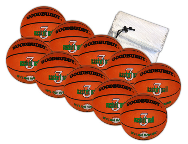 Basketball TAN - Size 3 x10