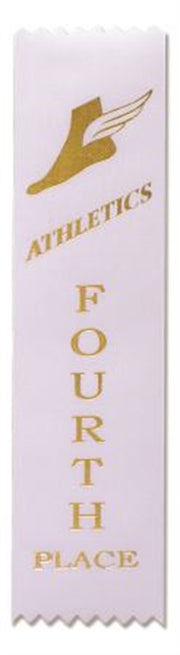 Athletics Award Ribbons (pkt 50) 4