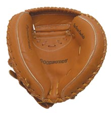 Leather Catchers Mitt - SENIOR