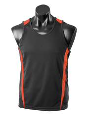 NUMBERED Eureka Singlet - Adults