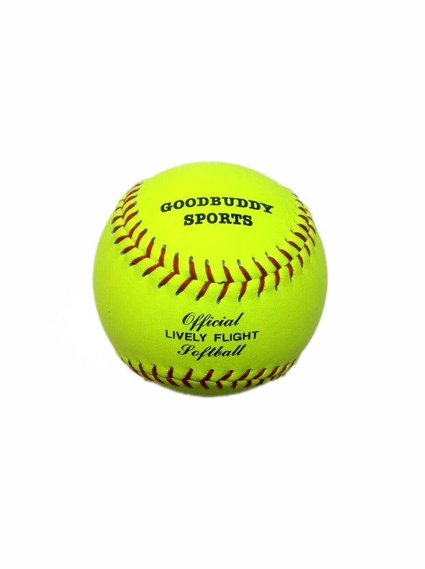"Softball 12"" - Neon Leather (.47 Core)"