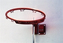 Removable Basketball Ring & Bracket
