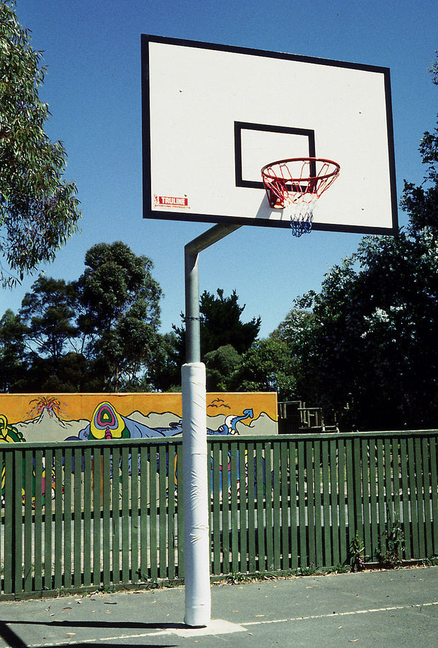 Fixed Basketball Tower / 22'' Basketball rings/ Pair