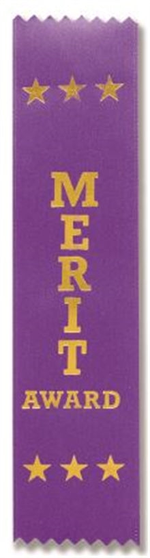 Assorted Award Ribbons (pkt 50) 4