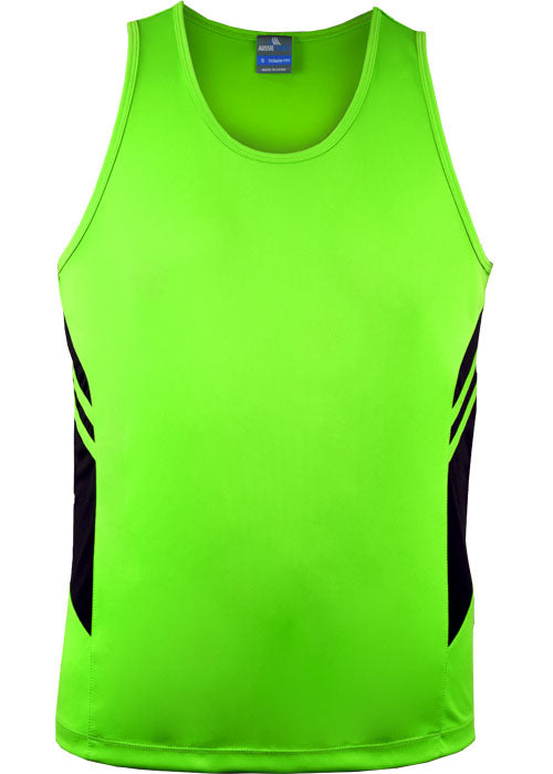 NUMBERED Tasman Singlet - Kids