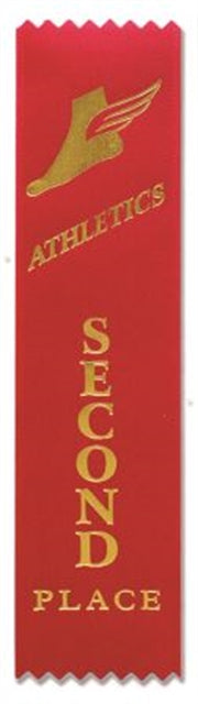 Athletics Award Ribbons (pkt 50) 2