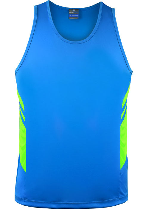 NUMBERED Tasman Singlet - Adults