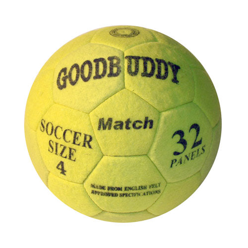 Goodbuddy Felt Soccer Ball - Size 4
