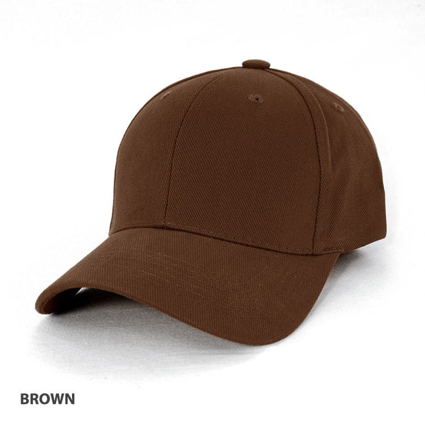 Heavy Brushed Cotton Hats