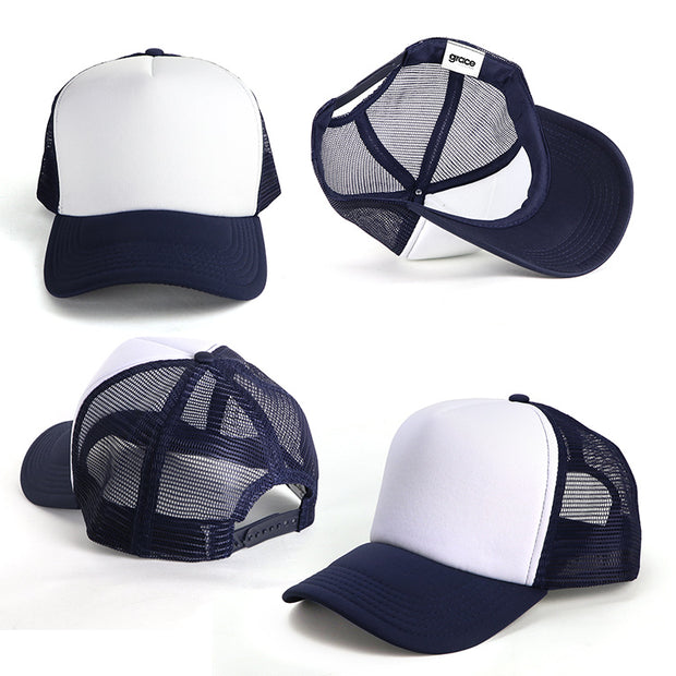 Mesh Back Truckers Cap