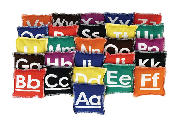 Bean Bag Alphabet Set