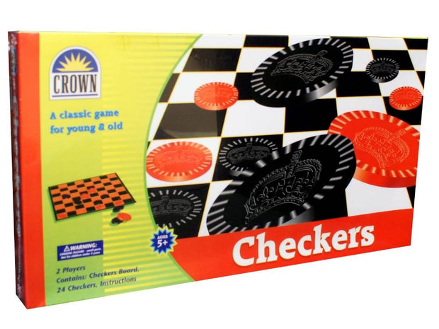 Draughts / Checkers Set