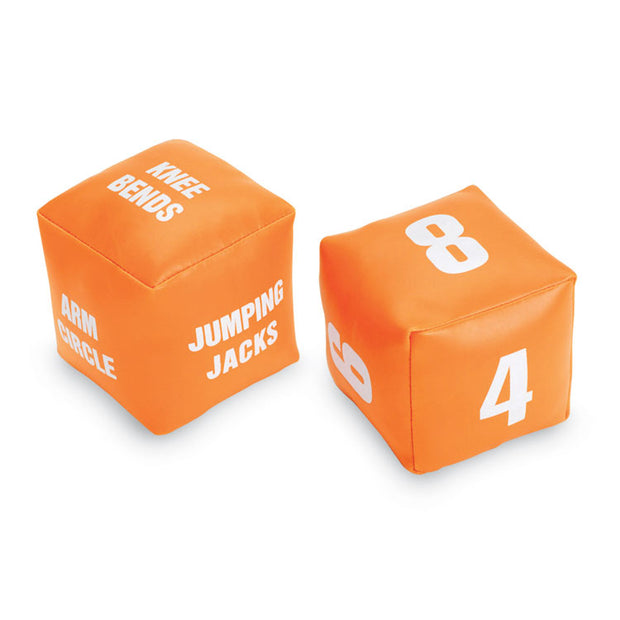 Fitness Dice 100mm x 100mm