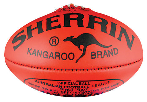 Sherrin (KB) Leather Size 5