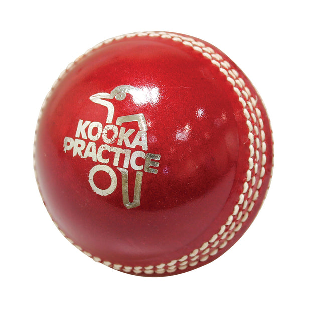 Kookaburra 2pc Practice 142gm Cricket Ball