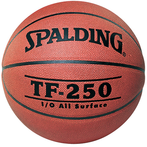 Spalding TF250 Syn Basketball - Size 7
