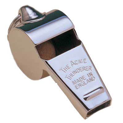 Brass Whistle Acme - Lge 58.5