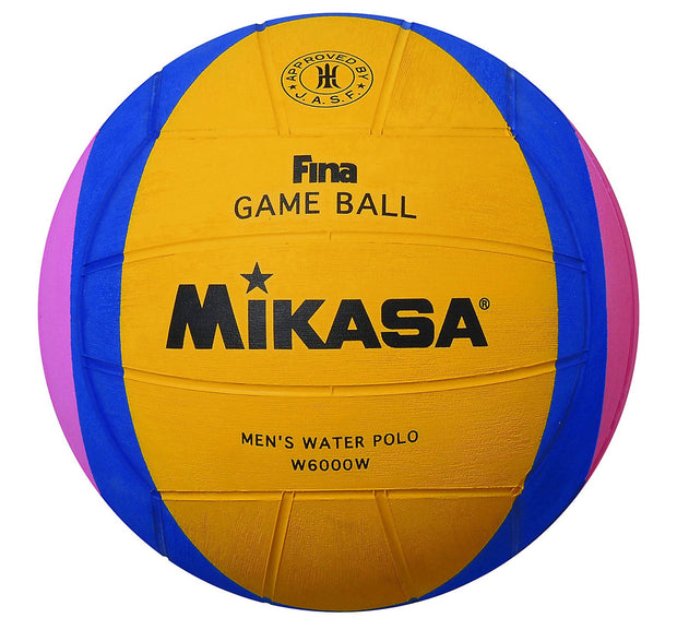 "Mikasa Water Polo Ball ""FINA""  W6000W - Mens"