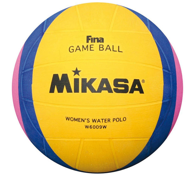 "Mikasa Water Polo Ball ""FINA"" W6009W - Womens"