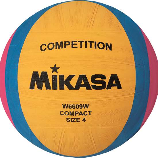 Mikasa Waterpolo Ball - Women Competition