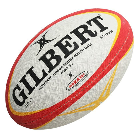 Gilbert Rugby Union Ball - Pathway Walla