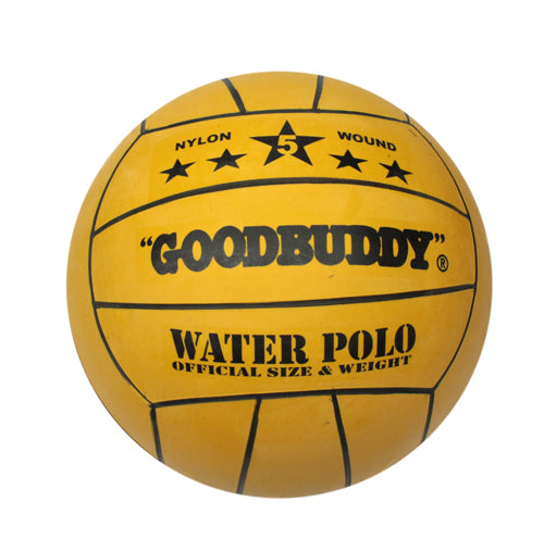 Goodbuddy Rubber Water Polo Ball - Senior