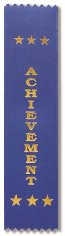 Assorted Award Ribbons (pkt 50) 2