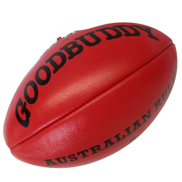 Goodbuddy Australian Rules Leather Ball - Size 4