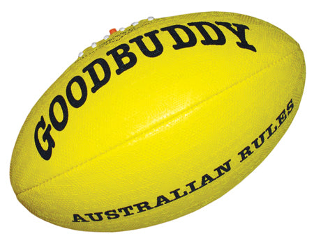 Goodbuddy Australian Rules Synthetic Leather Ball - Size 4