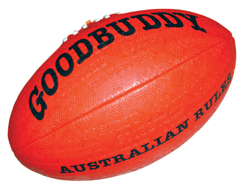 Goodbuddy Australian Rules Synthetic Leather Ball - Size 3
