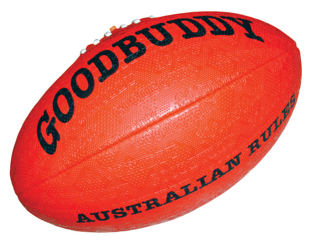 Goodbuddy Australian Rules Synthetic Leather Ball - Size 2