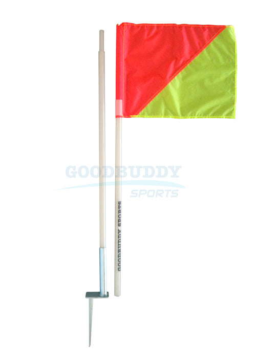 Soccer Corner Flag - Set 6