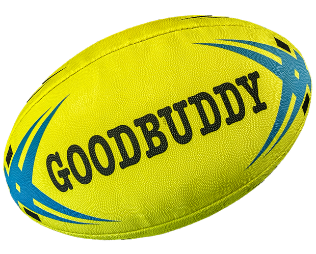 Goodbuddy Mini Hi Vis Ball - Fluro Yellow