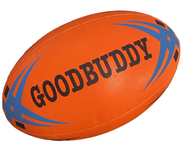 Goodbuddy Mini Hi Vis Ball - Fluro Orange