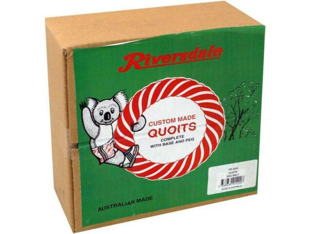 "Rope Quoits Set  ""Match"""