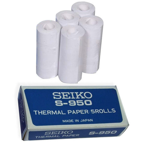 Thermal paper for Printed Stopwatch