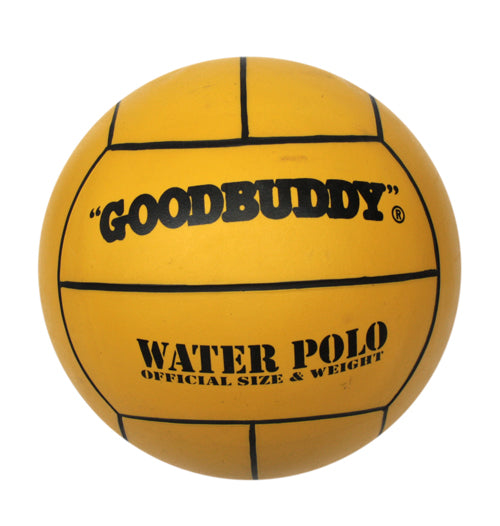 Goodbuddy Rubber Water Polo Ball - Junior