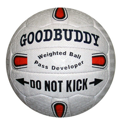 Goodbuddy Weighted Netball - Pass Developer