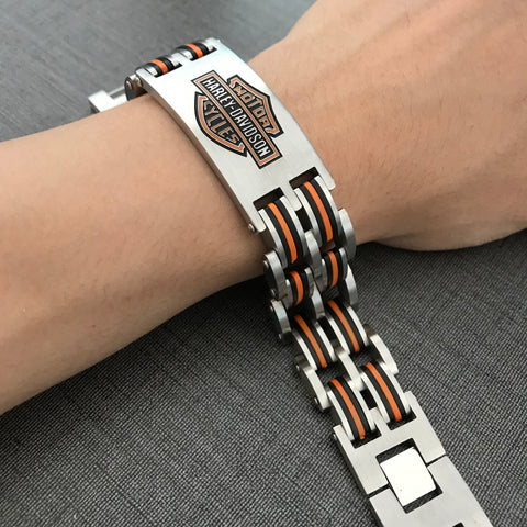 HD stainless steel bracelet