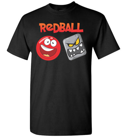 Red Ball T-shirts