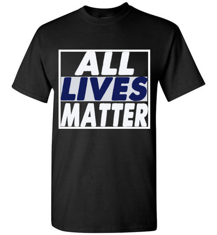 All Lives Matter T-shirts
