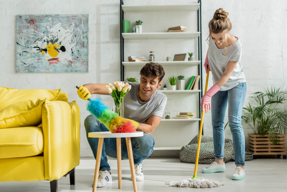 Green Spring Cleaning Tips
