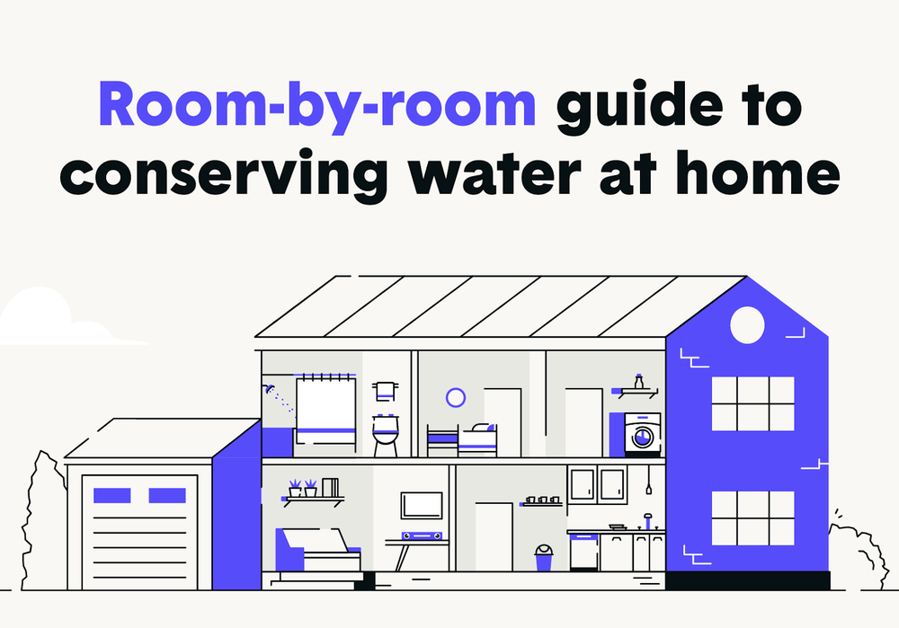 How To Save Water At Home In Your Daily Life