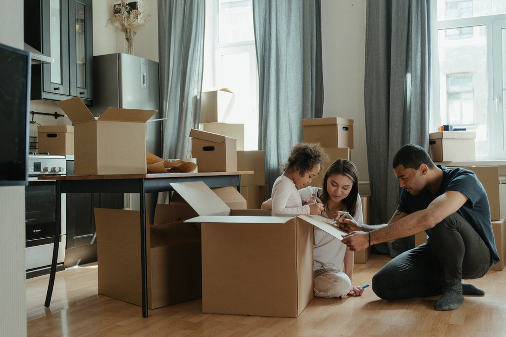 16 Eco-Friendly Moving Tips