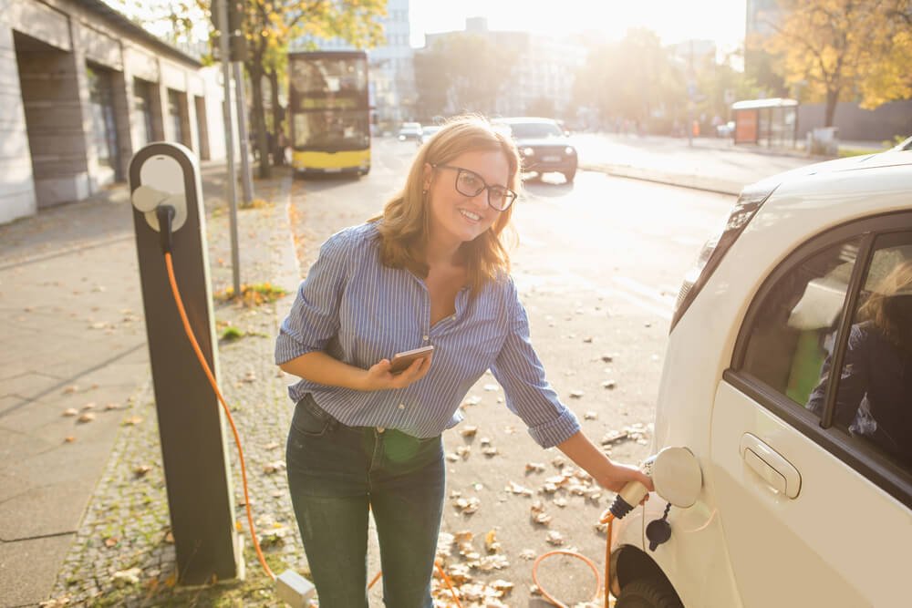 electric car as innovative green technology solutions