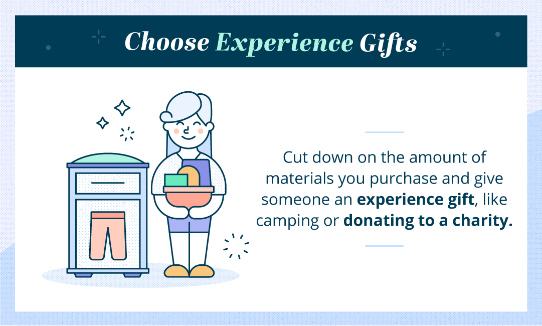 choose experience gifts