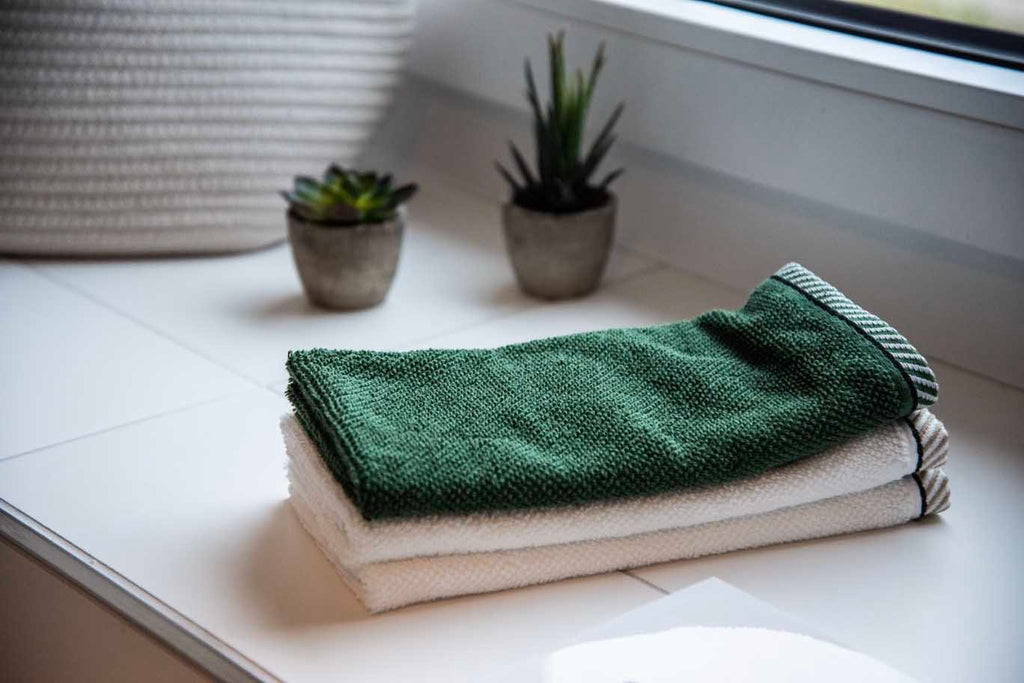 reusable kitchen cloths for eco friendly kitchen