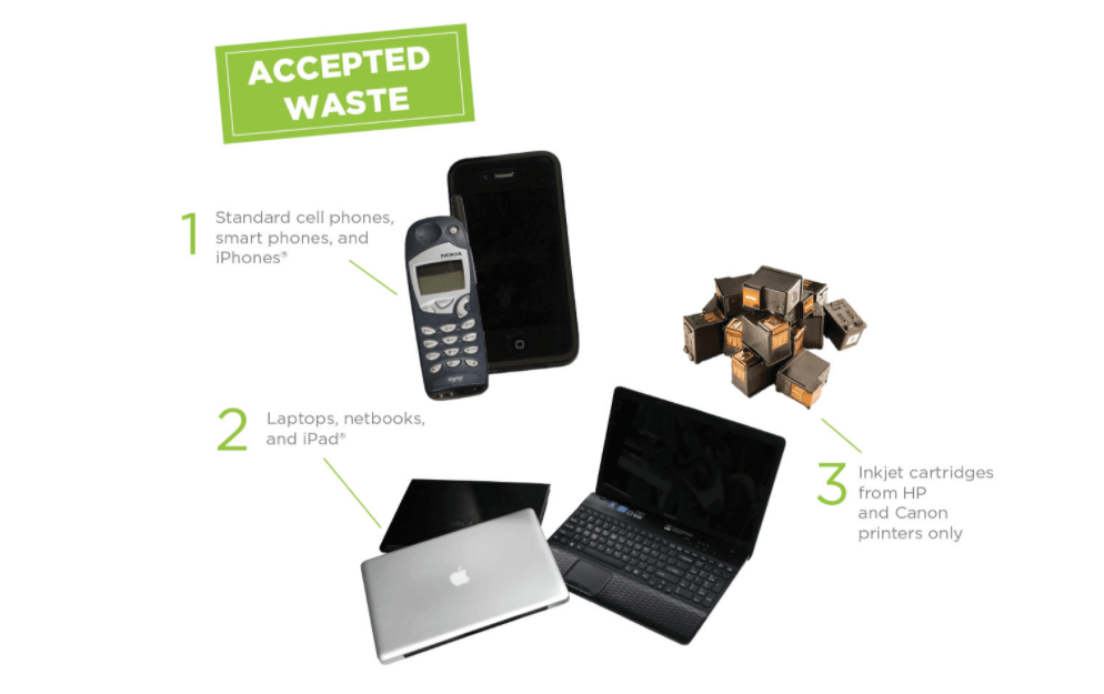 terracycle ewaste trading program