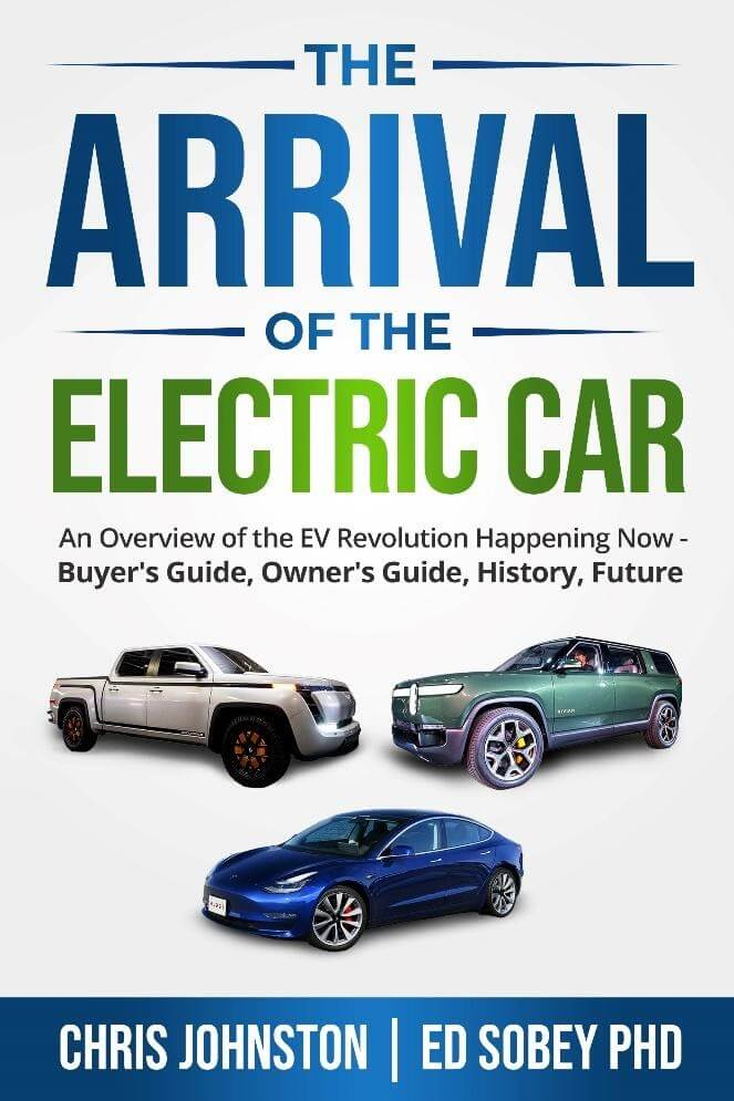 book about the environmental benefits of electric cars