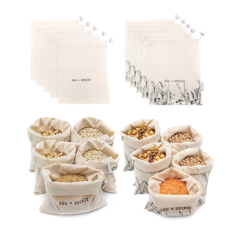 reusable bulk bag bundle main image
